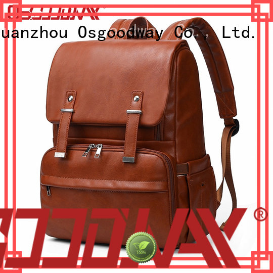 Osgoodway waterproof diaper bag company wholesale for mom