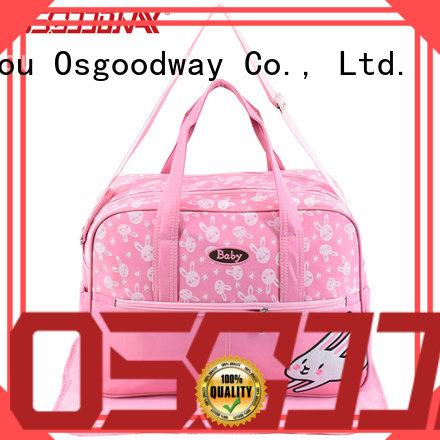 Osgoodway multi-Function diaper backpack for mom wholesale for mom