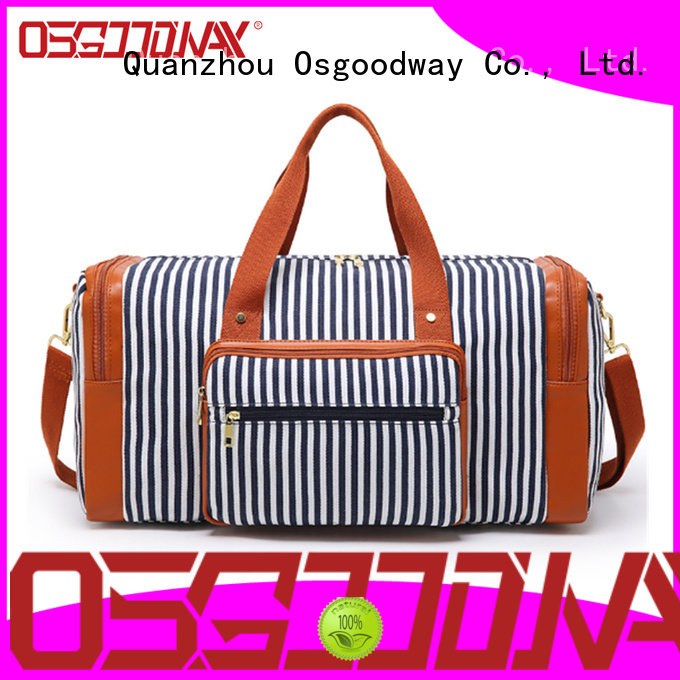 travel duffle bag factory design for fitness Osgoodway