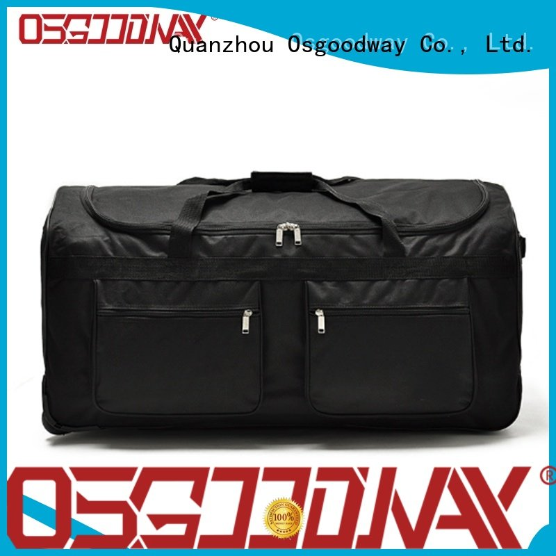 waterproof china bag factory design for travel