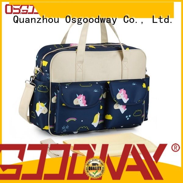 Osgoodway stylish diaper bags wholesale for baby care