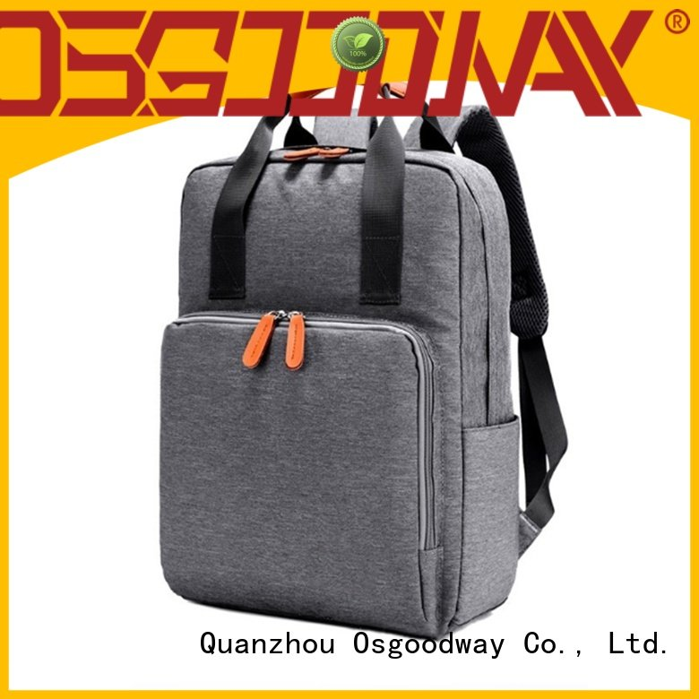 Osgoodway hot sale waterproof laptop backpack from China for work