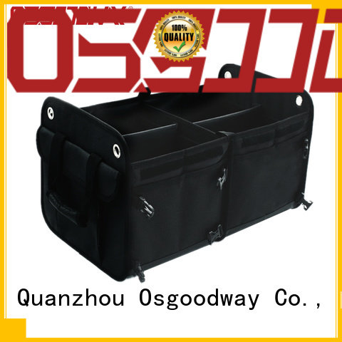 Osgoodway golf folding trunk organizer supplier for car