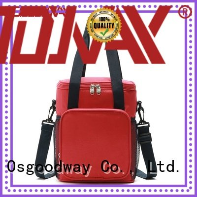 Osgoodway good quality cooler bag factory supplier for hiking