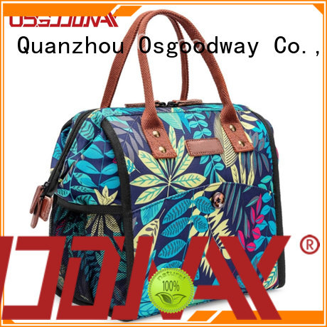 Osgoodway custom insulated cooler bag wholesale for picnic