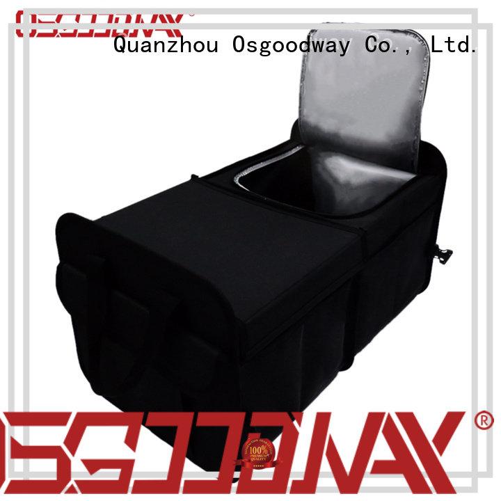 Osgoodway customized large trunk organizer wholesale for minivan