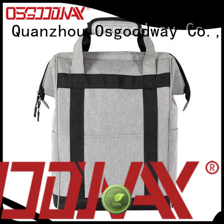 Osgoodway travel cooler bag factory keep food fresh for BBQs