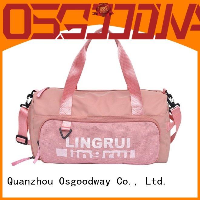 waterproof travel duffle bag weekender supplier for sport