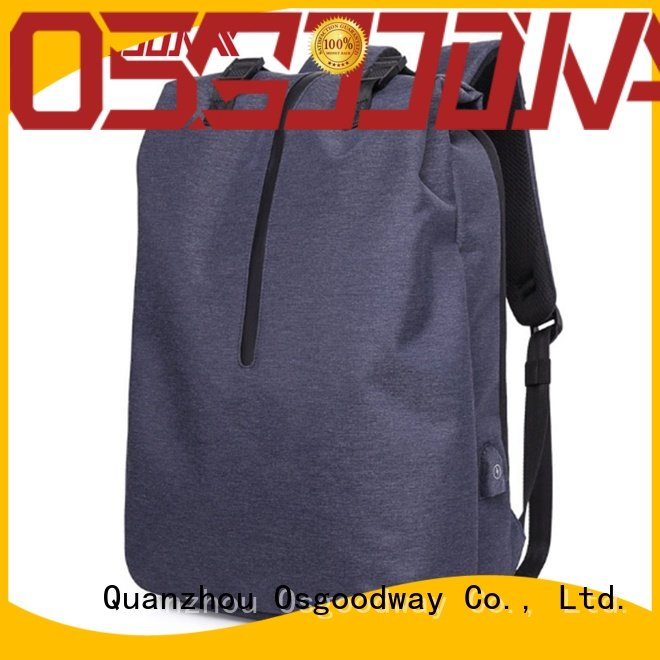 Osgoodway good quality laptop travel backpack supplier for work