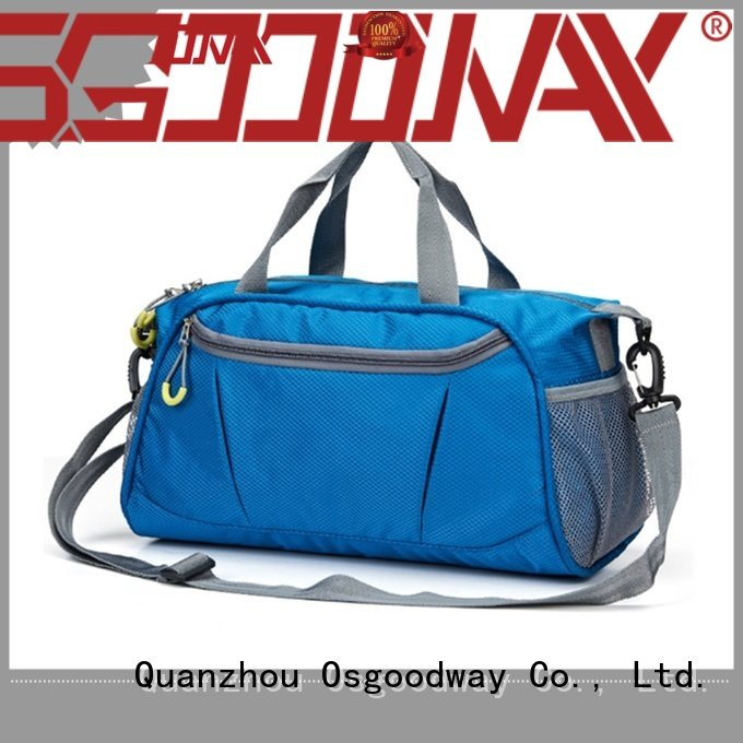 waterproof duffle bag factory with Multi-pockets for travel