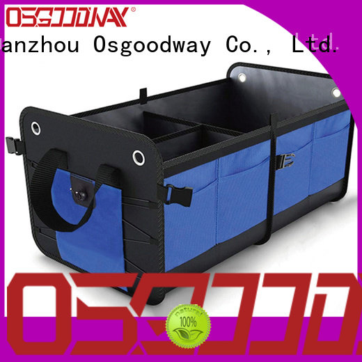 customized trunk organizer for groceries box wholesale for truck
