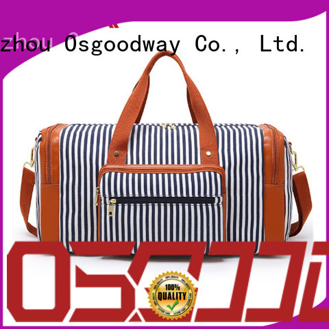 Osgoodway compartment water proof duffle bag supplier for travel