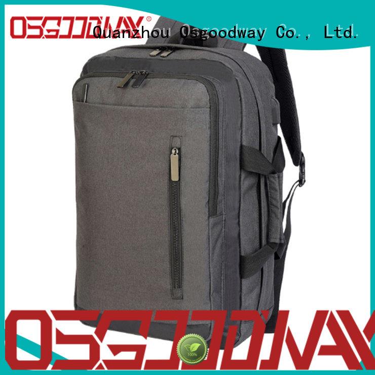shock laptop backpack for men wholesale for work Osgoodway