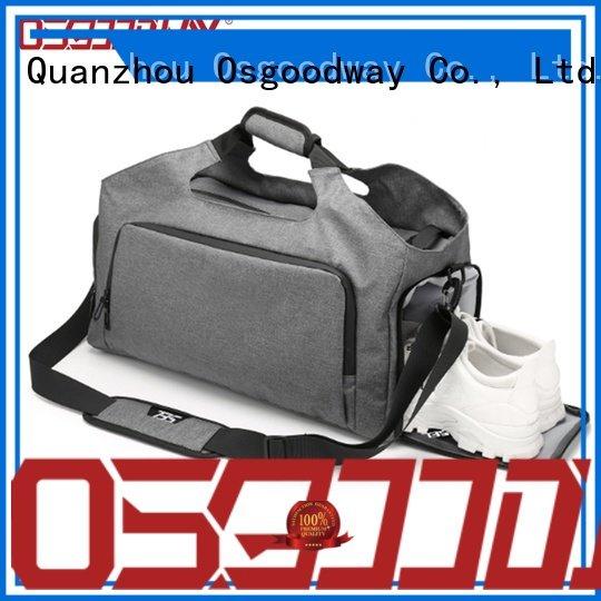 adjustable mens travel duffle bag design for travel