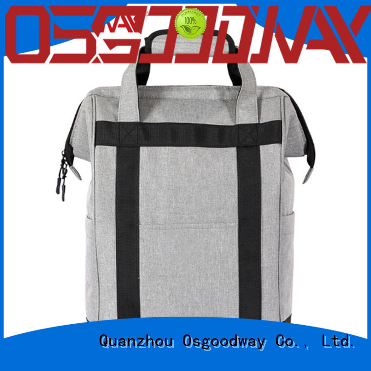 Osgoodway leak-proof lunch cooler bag keep food cold for camping