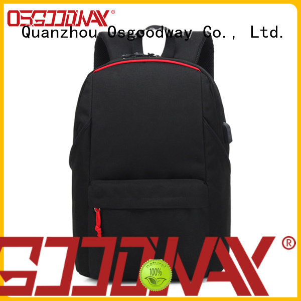 Osgoodway convertible girl laptop backpack supplier for school