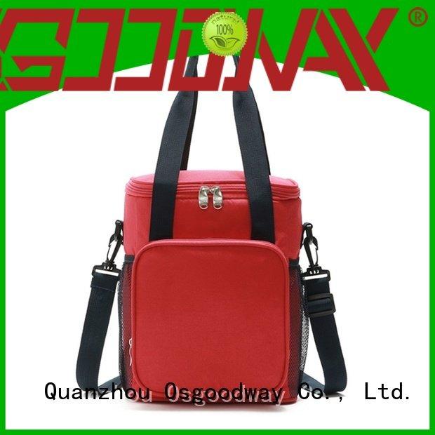 Osgoodway leak-proof promotional cooler bag deck for picnic