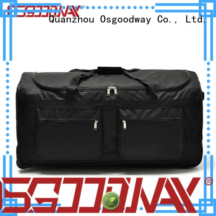 practical duffle bag factory with Multi-pockets for gym