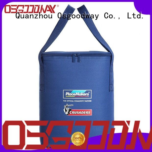 Osgoodway professional food cooler bag design for camping