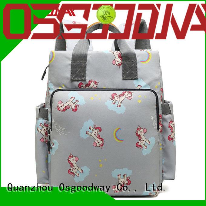 durable convertible backpack diaper bag shoulder wholesale for picnic