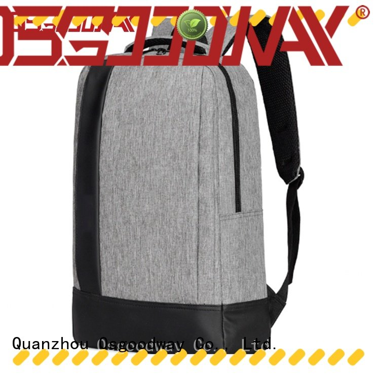 casual water resistant backpack college factory price for outdoor