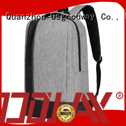 Osgoodway rucksack bags factory price for business traveling