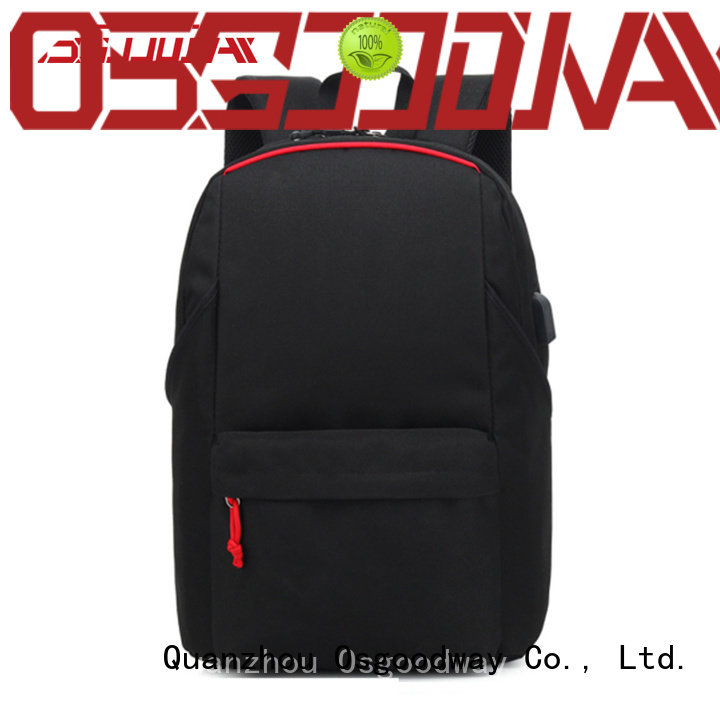 Osgoodway antitheft laptop backpack wholesale for business traveling