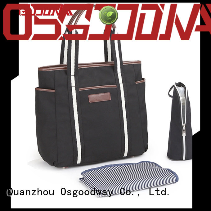 waterproof mens diaper bag wholesale for mom