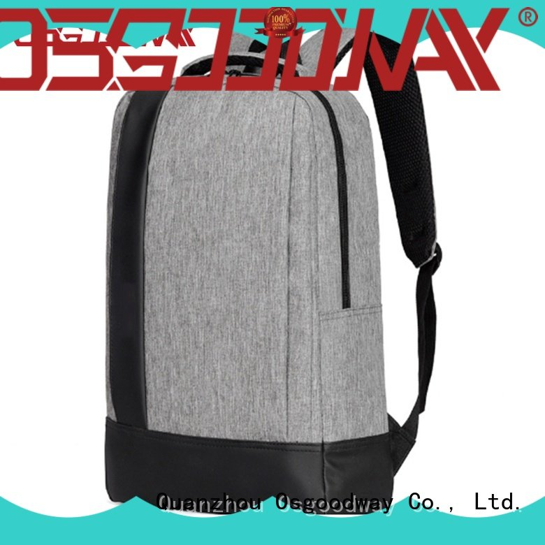 Osgoodway light travel backpack for men factory price for outdoor