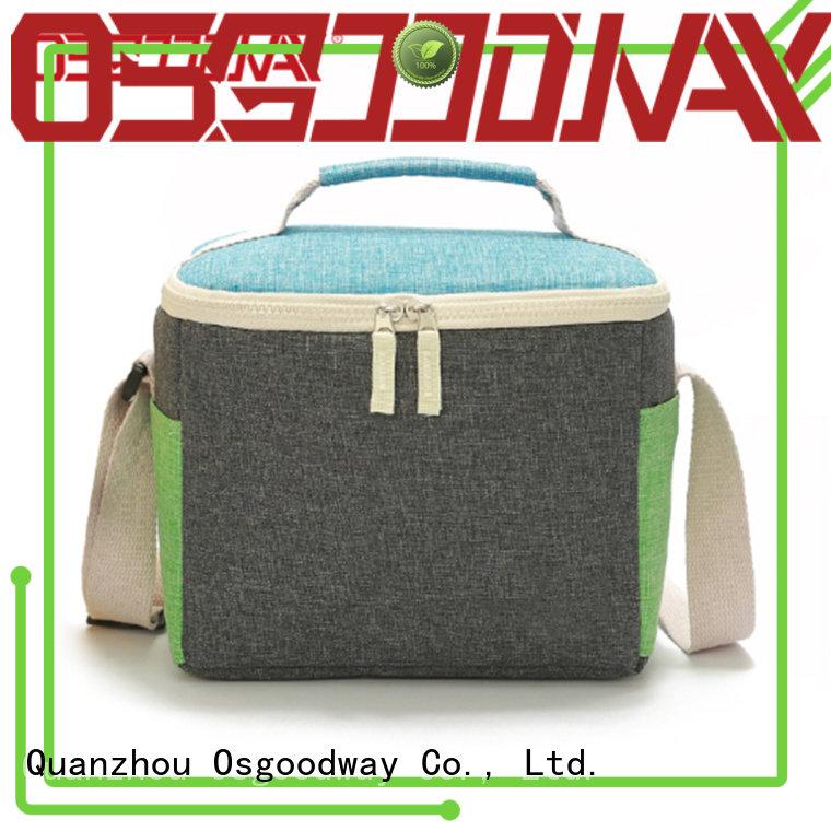 Osgoodway professional backpack cooler bag supplier for hiking