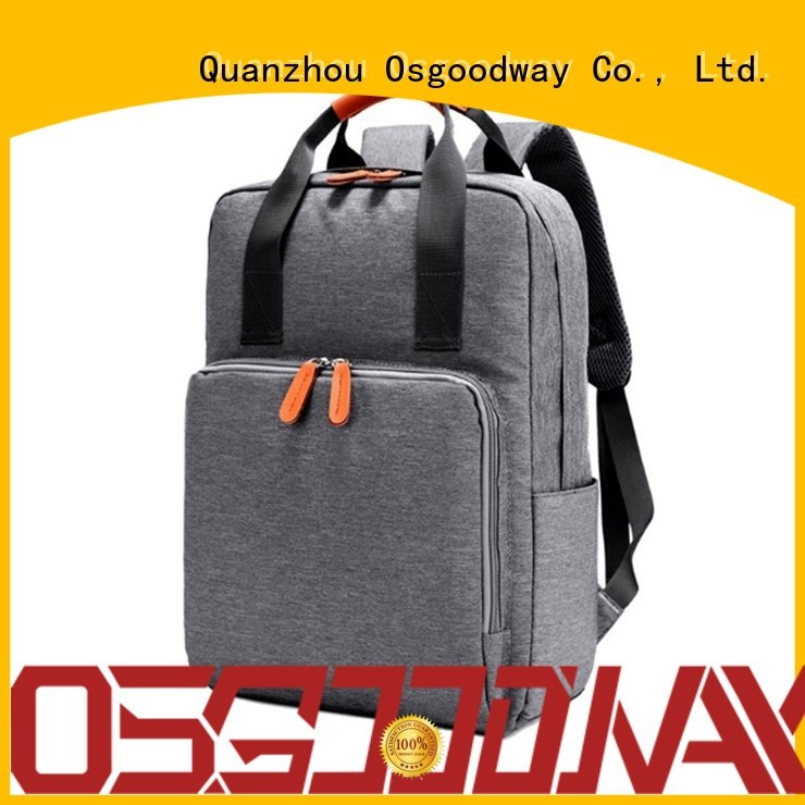 Osgoodway popular laptop backpack travel directly sale for men