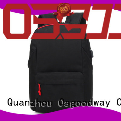 Osgoodway popular professional laptop backpack wholesale for school