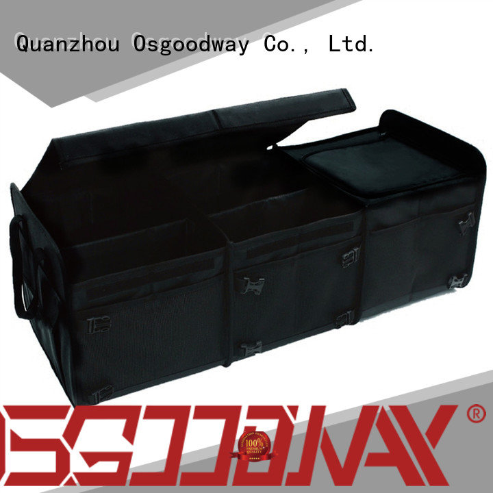 customized golf trunk organizer waterproof supplier for jeep