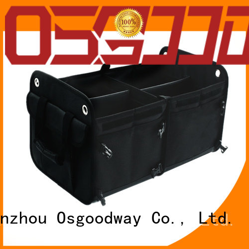 Osgoodway heavy duty insulated trunk organizer supplier for suv