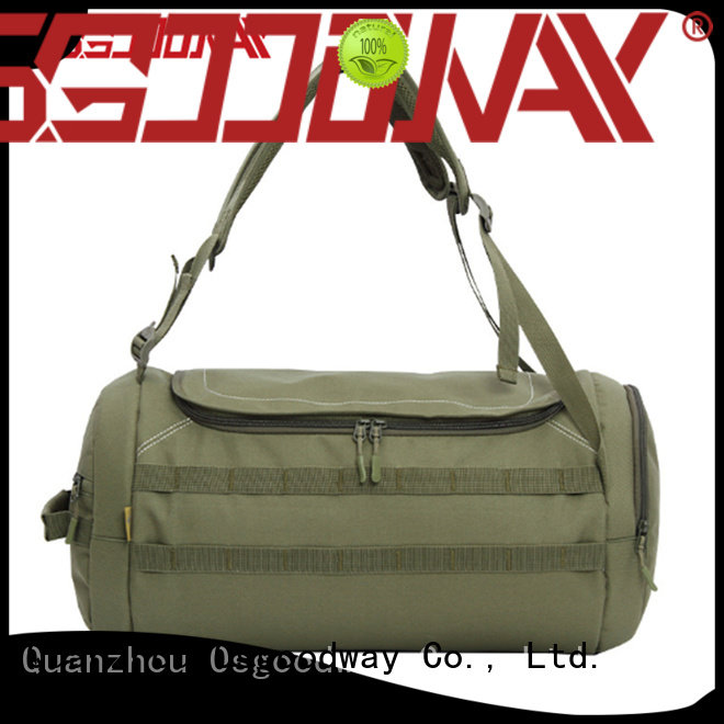 practical nylon duffle bag bags supplier for gym
