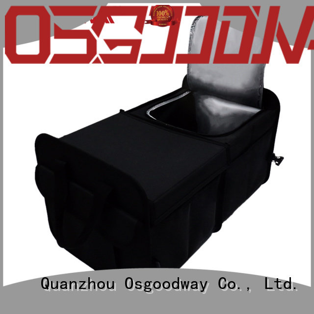 Osgoodway portable wholesale bags china with cooler bag for vehicle