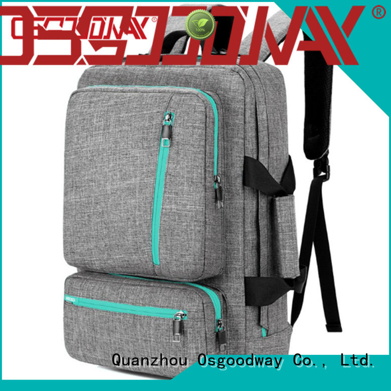 Osgoodway good quality lightweight laptop backpack wholesale for work