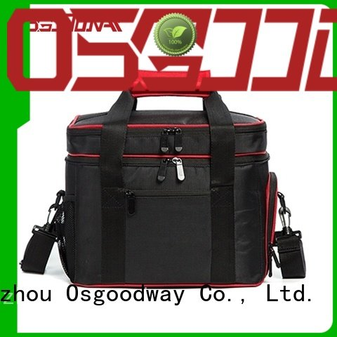 custom portable cooler bag design for camping