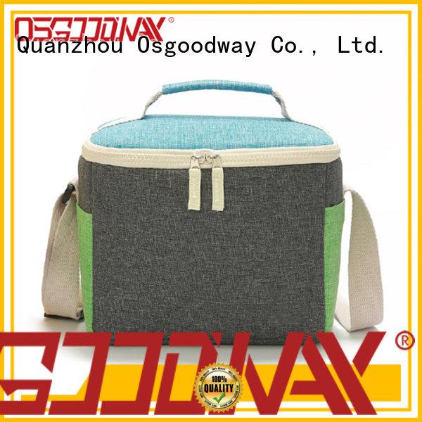 Osgoodway food cooler bag wholesale for hiking