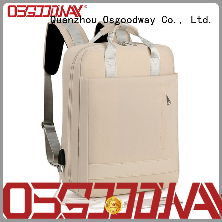 hot sale ladies laptop backpack directly sale for work