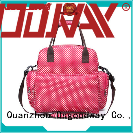 Osgoodway convertible wholesale diaper bags wholesale for picnic