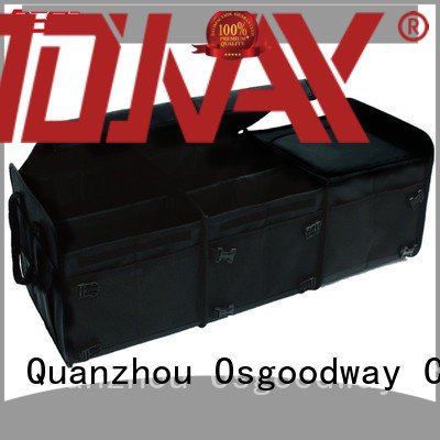 Osgoodway customized car trunk organizer wholesale for truck