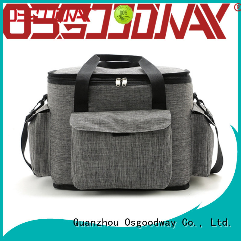 Osgoodway good quality lunch box cooler bag design for picnic