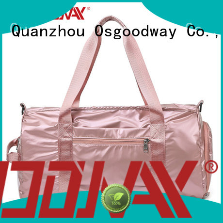 good quality sports duffle bag with Multi-pockets for fitness