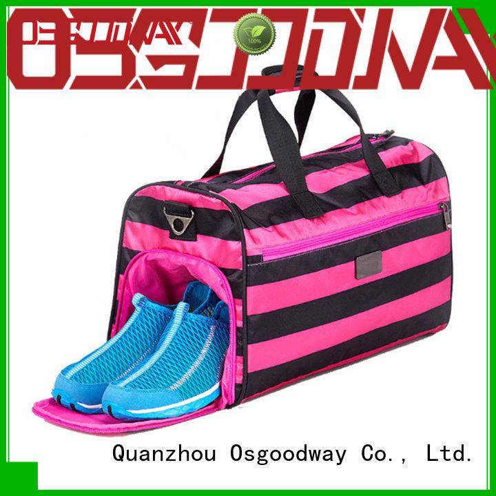 practical travel duffle bag supplier for sport