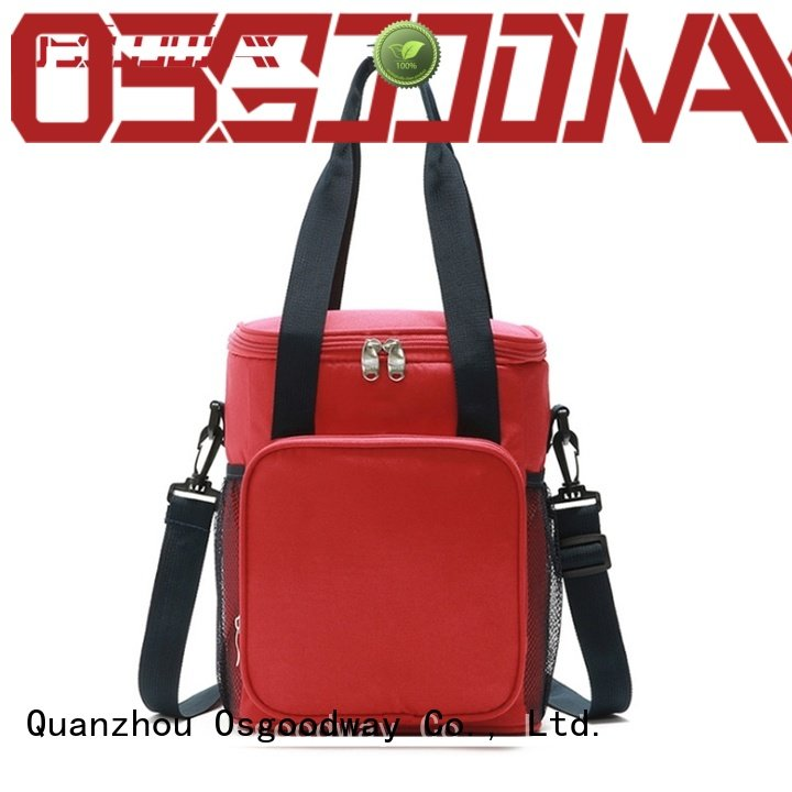 Osgoodway dual portable cooler bag wholesale for BBQs