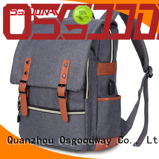 Osgoodway outdoor laptop backpack manufacturers wholesale for men
