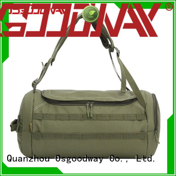 adjustable baseball duffle bag extra design for fitness