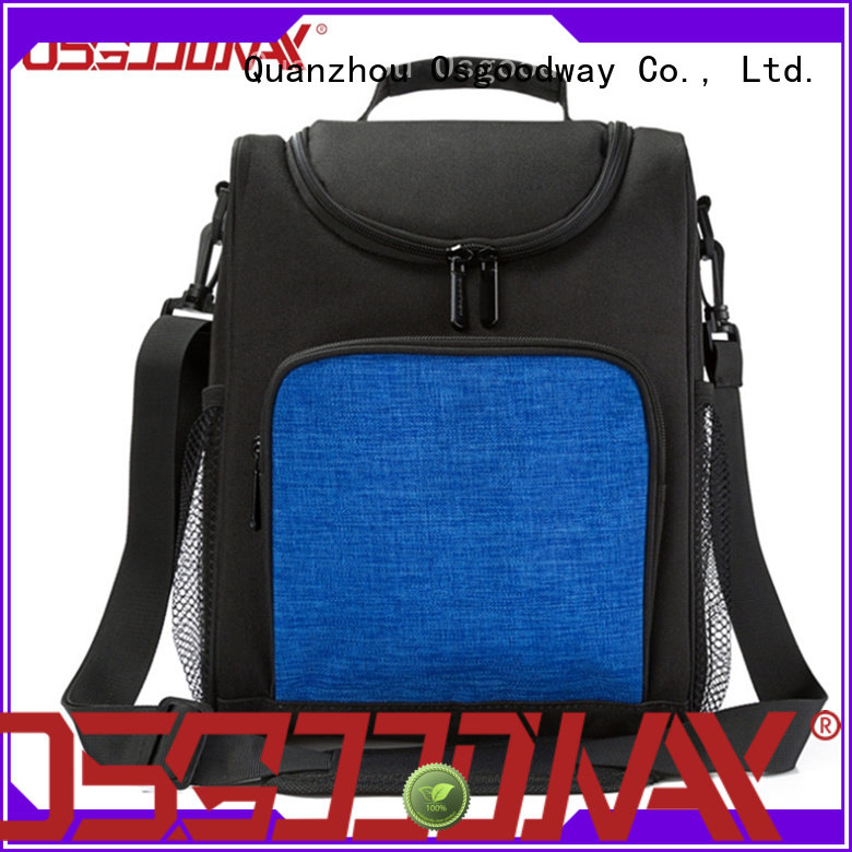 Osgoodway good quality ice cooler bag design for picnic