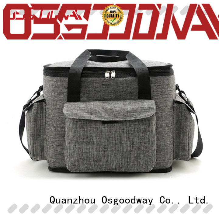 Osgoodway leak-proof large cooler bag keep food fresh for picnic